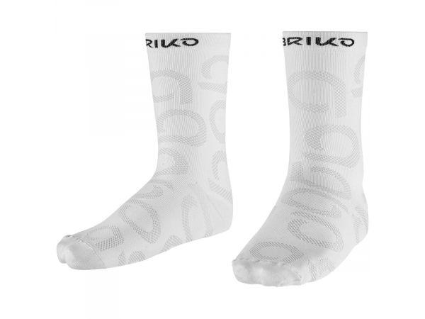 Cyklistické ponožky BRIKO MERYL MED. SOCKS 13cm 001