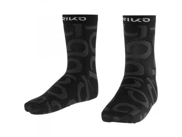 Cyklistické ponožky BRIKO MERYL MED. SOCKS 13cm 005