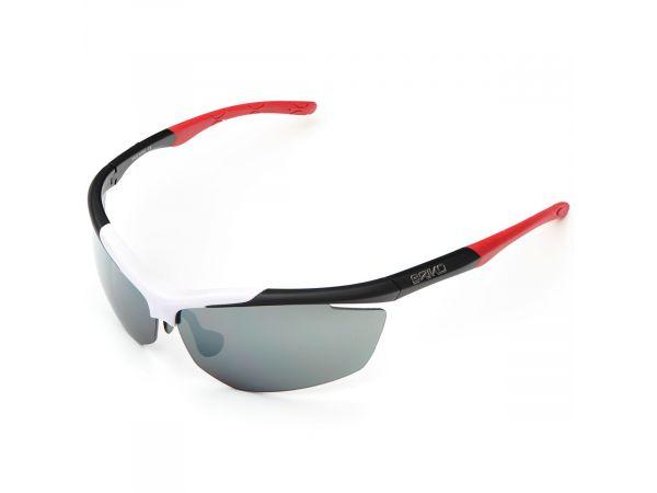 Cyklistické okuliare BRIKO TRIDENT+2 LENS BWR CLR C.0-2