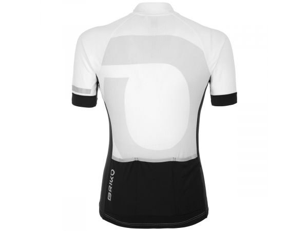 Cyklistický dres BRIKO CLASSIC SIDE JERSEY 949